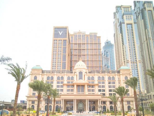 Al Habtoor City Residential Apartments