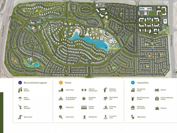 Elan Townhouses Phase 3