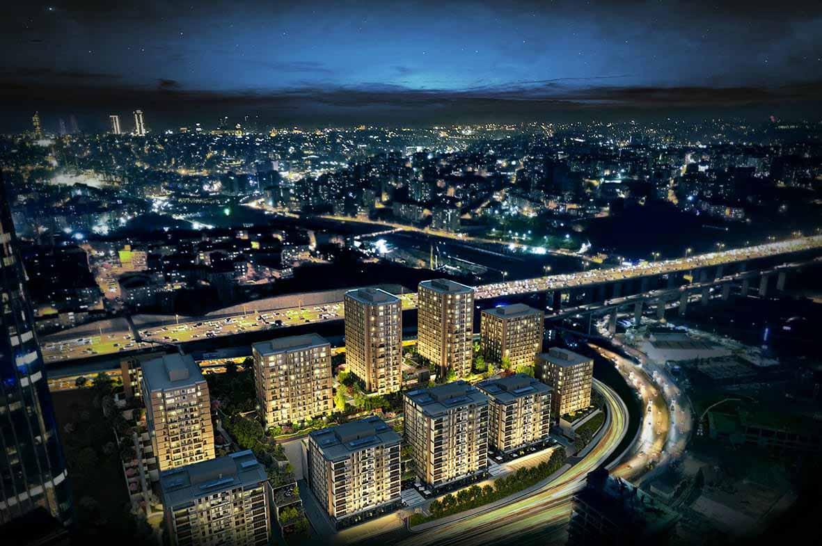 Apartment in Maslak Taksim