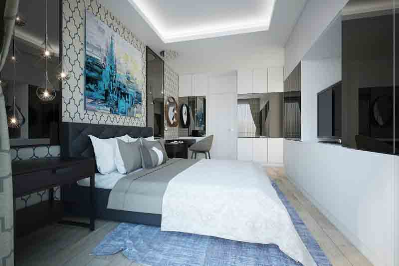 turky maslak room
