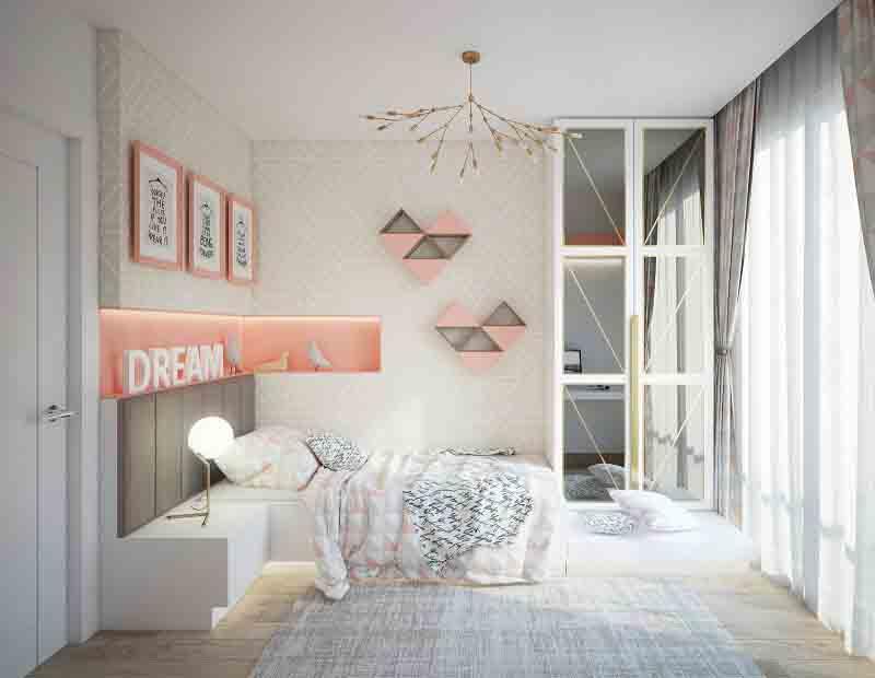 turky maslak Sleeping room
