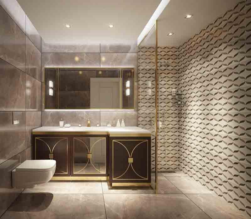 turky maslak washroom