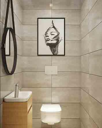 turky maslak Wash room