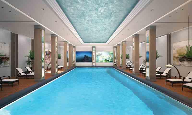 turky maslak Swiming Pool