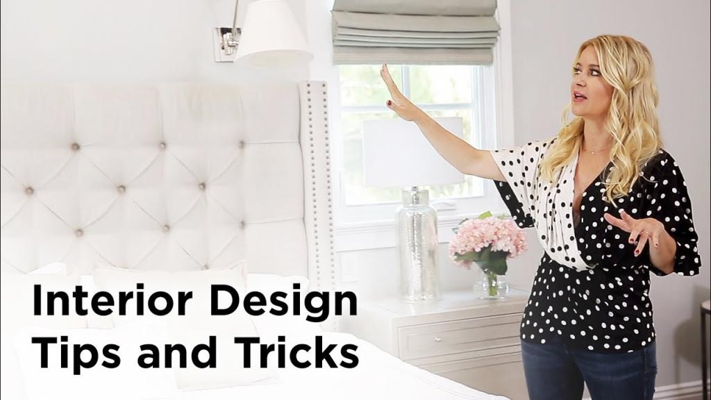 interior design tips and tricks